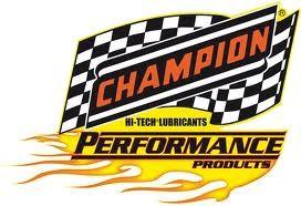 Champion Performance Lubricants